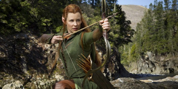 Tauriel (The Hobbit The Desolation of Smaug)