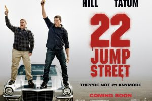 22 Jump Street Poster Goes With Guns Blazing!