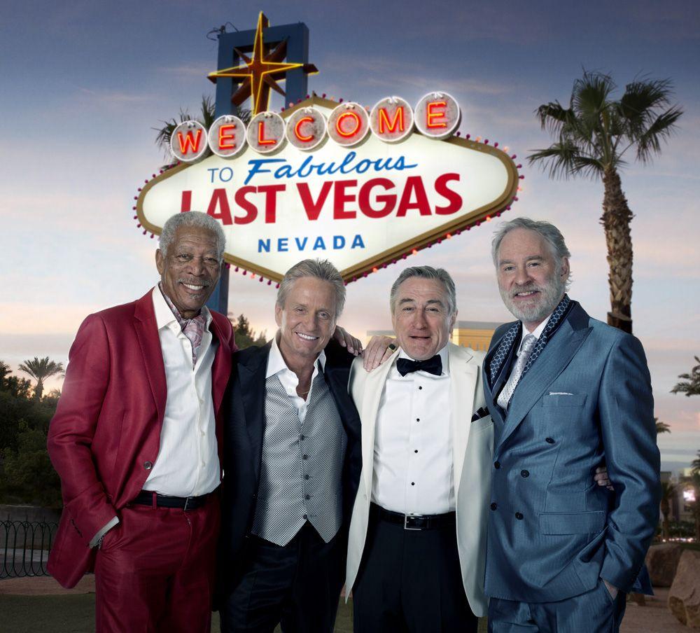 Last Vegas An OAP Take on The Hangover!
