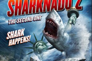 Sharknado 2: The Second One – We Kid You Not!