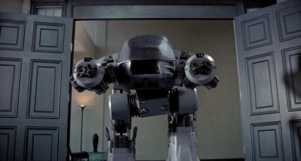 RoboCop 1987 ED-209