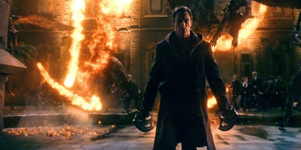 I, Frankenstein – Shelley Meets Underworld!