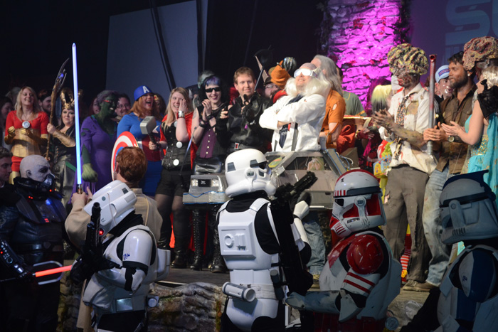 Stormtroopers, Wookies and Sci-Fi Fans Descend on Pwllheli at #SFW5