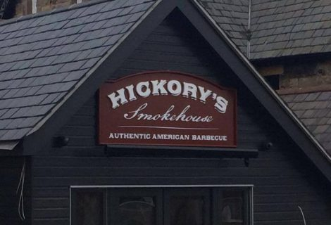 Hickory's Smokehouse Rhos on Sea Review