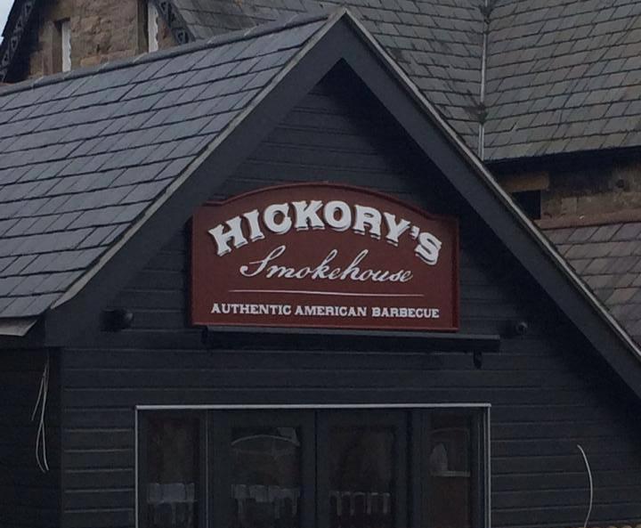 Hickory's Smokehouse Rhos on Sea Review