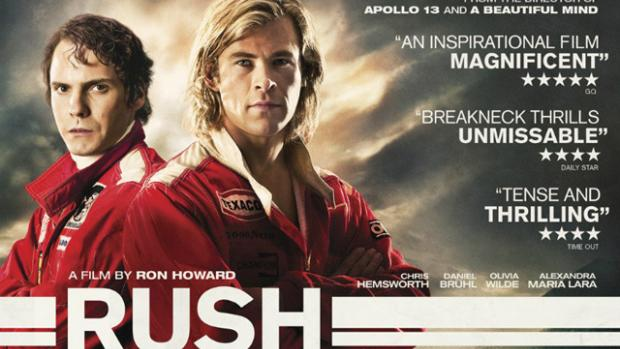 Rush – Hunt vs Lauda – Movie review