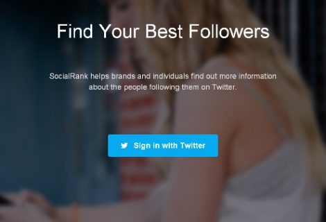 What is your Social Rank and Who is Your Most Valuable Twitter Follower?