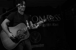 Thomas Nicholas, Straight Jacket Legends, Jamie Lovatt at The Compass