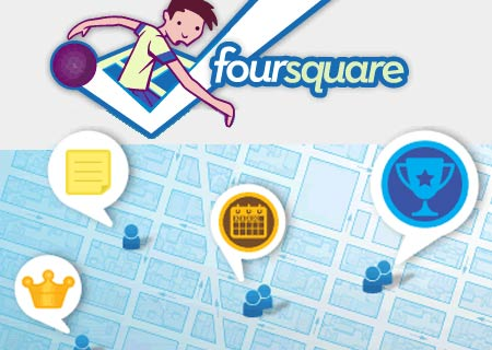 FourSquare which has been know to have issues with Orange Safeguard