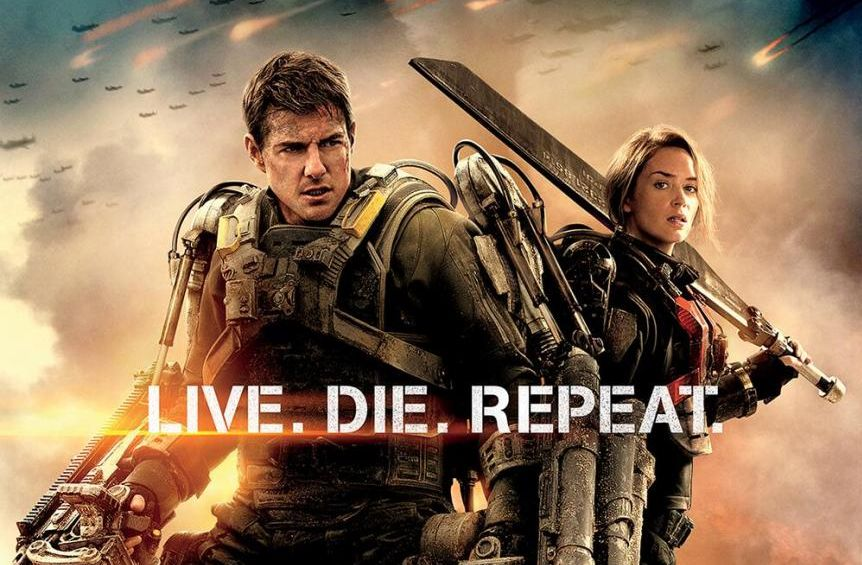 Edge of Tomorrow: Live, Die, Repeat