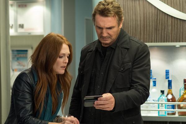 Non-Stop Still Liam Neeson