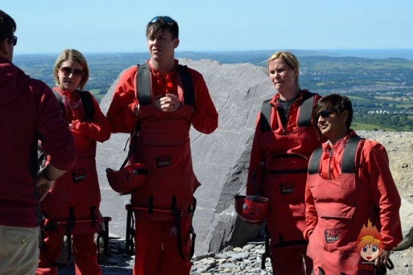ZipWorld North Wales Pride (Serious Times)