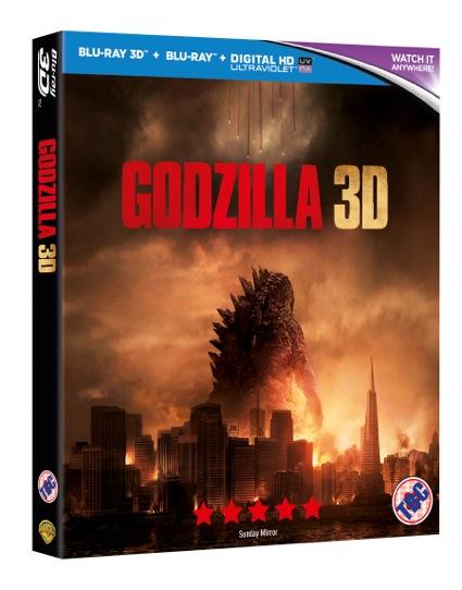 Godzilla-3D