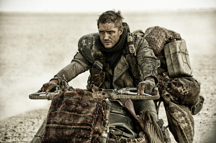 Mad Max Races His Way on to Blu-ray