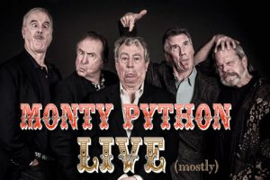 Monty Python Live (Mostly) The Big Screen Experience