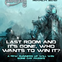 Sci Fi Weekender Comp on Blazing Minds