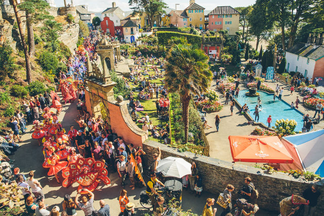 Festival No. 6 Portmeirion Review