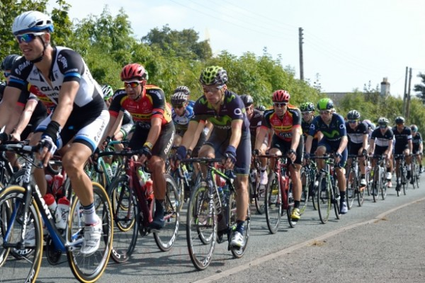 Tour of Britain - (Photo Credit Karen Woodham)
