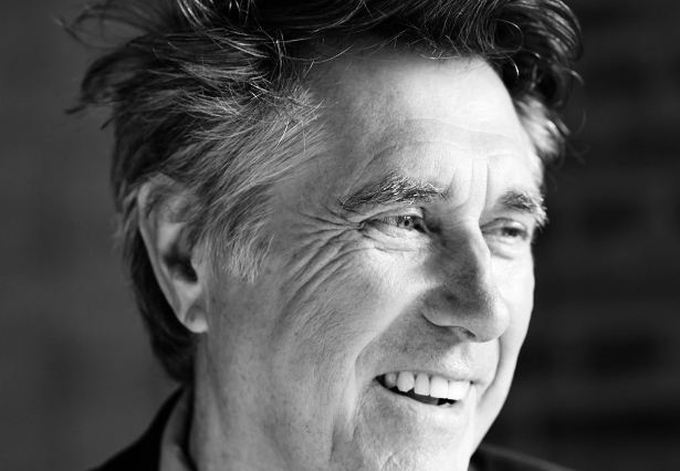 Bryan Ferry adds Date for Cardiff