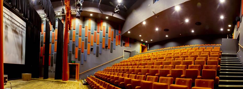 Scala Cinema, Prestatyn (Inside View)