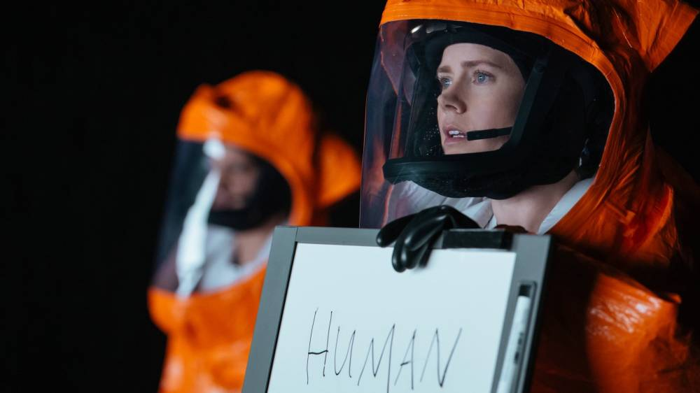 Arrival – Story of Your Life – Movie Review
