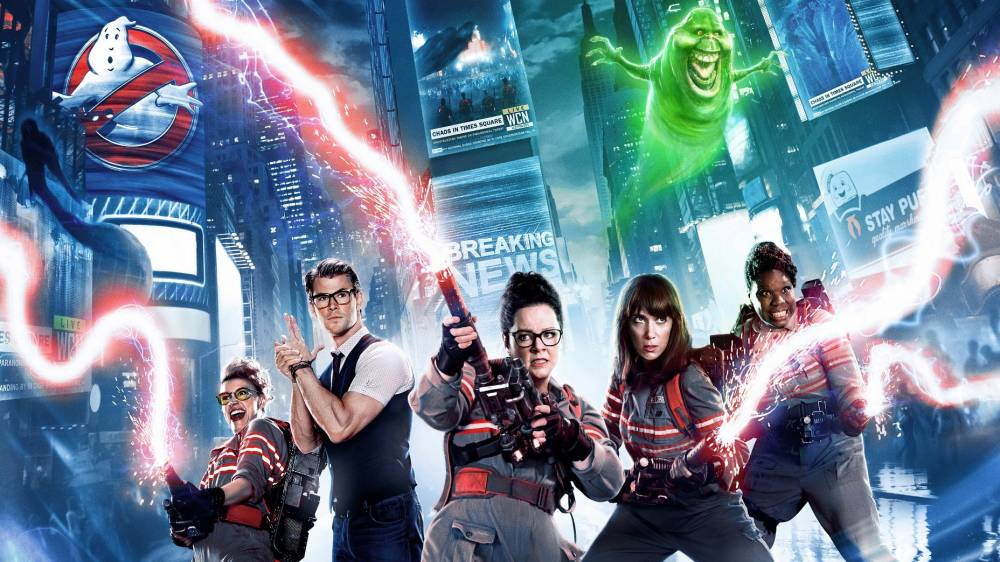 Ghostbusters 2016 - Review