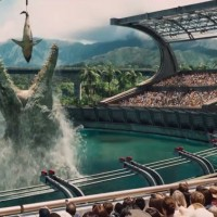 Jurassic World Trailer Still