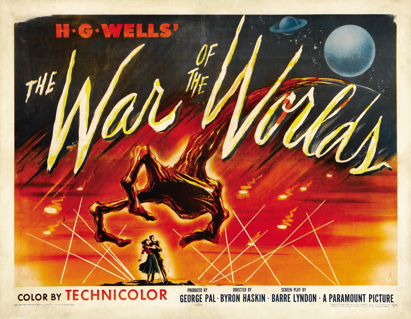 The War of the Worlds, The Chilling Cold War Classic