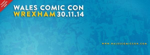 Wales Comic Con Part 2