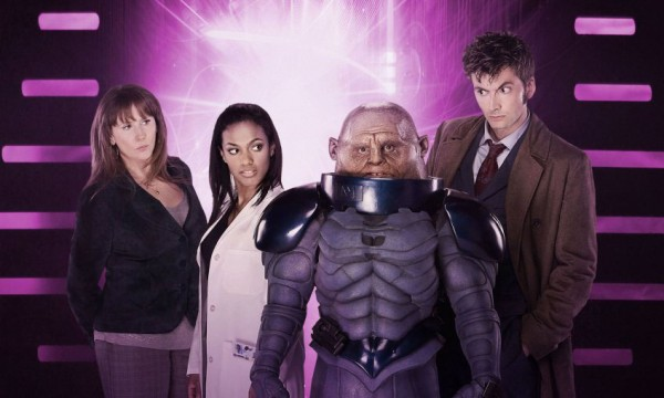 Doctor Who Mosnters