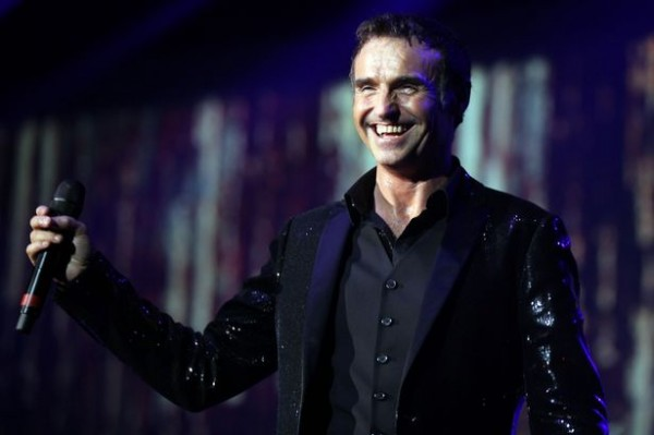 Marti Pellow at Rhyl Pavilion