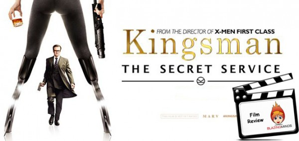 Kingsman The Secret Service - Blazing Minds Review