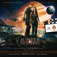 Jupiter Ascending Film Review on Blazing Minds