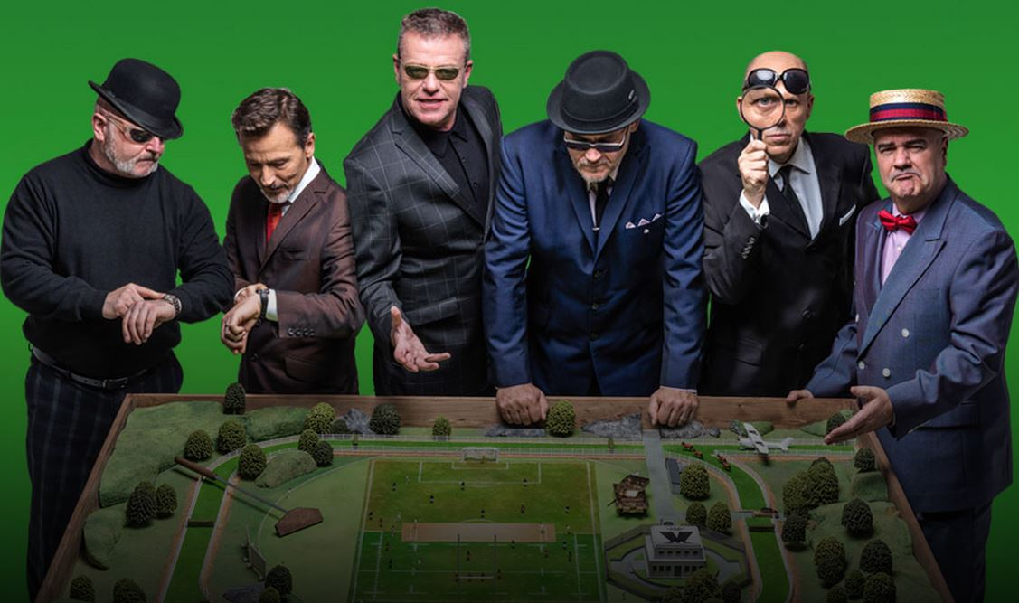 Madness are Coming to the Rhyl Outdoor Events Arena
