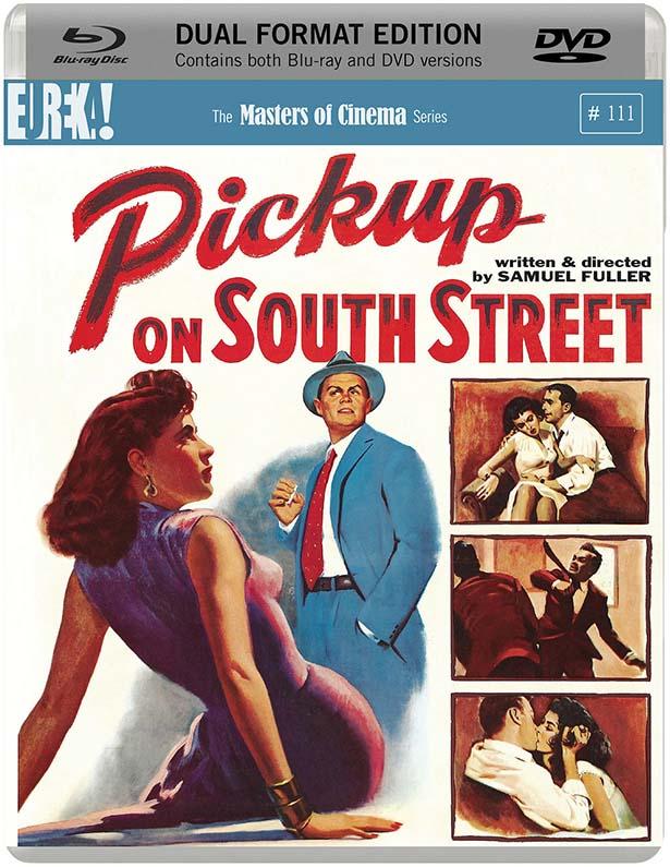 Pickup on South Street – Dual Format Blu-ray