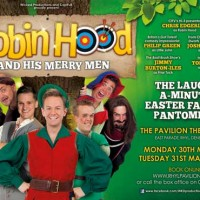 Robin Hood at The Rhyl Pavilion