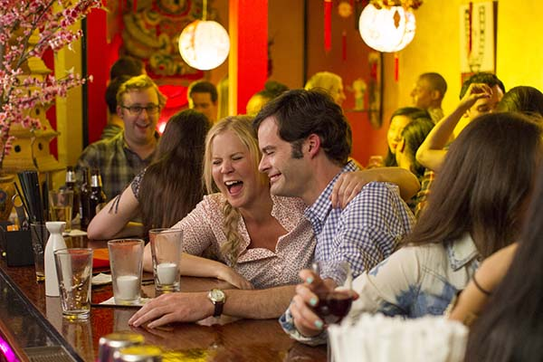 TRAINWRECK: Trailer and First Look Image