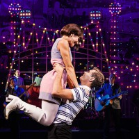 Dreamboats and Miniskirts UK Tour - Elizabeth Carter as Laura and Alex Beaumont as Bobby - credit Darren Bell