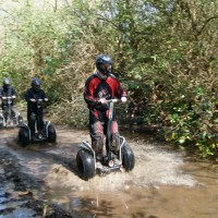 Dragon Raiders Segway Rally
