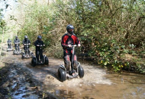 Dragon Raiders Segway The Day Away [review]