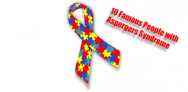 Famous People with Aspergers