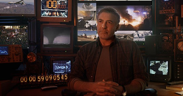 Disney's TOMORROWLAND..Frank (George Clooney)