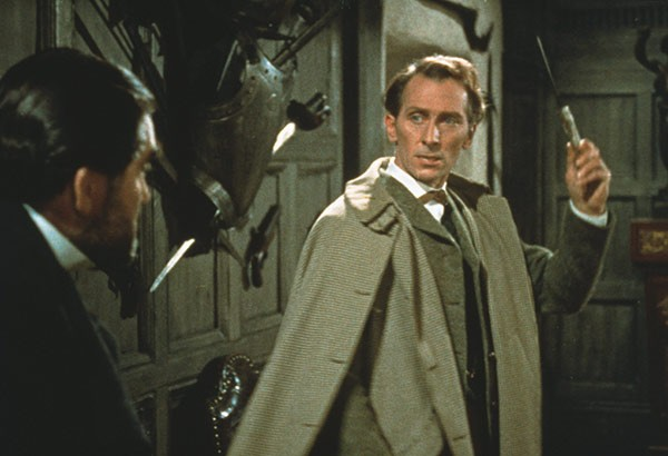 Hound of the Baskervilles Come to Blu-ray