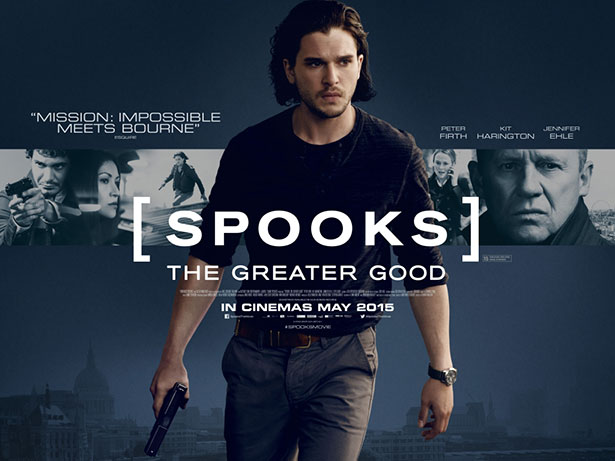 Top 10 British Spy Movies