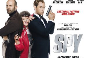 Spy – She's Finally Getting Some Action – Preview Review