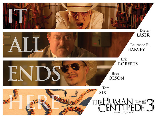 The Human Centipede 3 [Final Sequence] (2015)