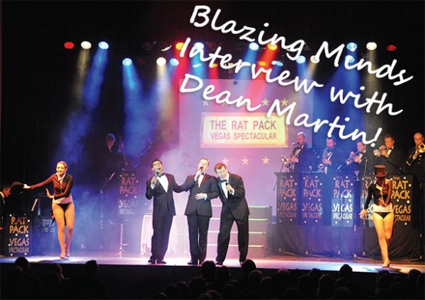 Rat Pack Interview with Blazing Minds