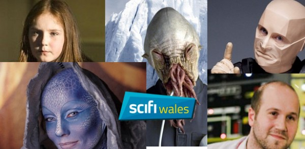 SciFi Wales - Spetember at Venue Cymru Llandudno