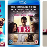 Voices DVD BluRay Steelbook