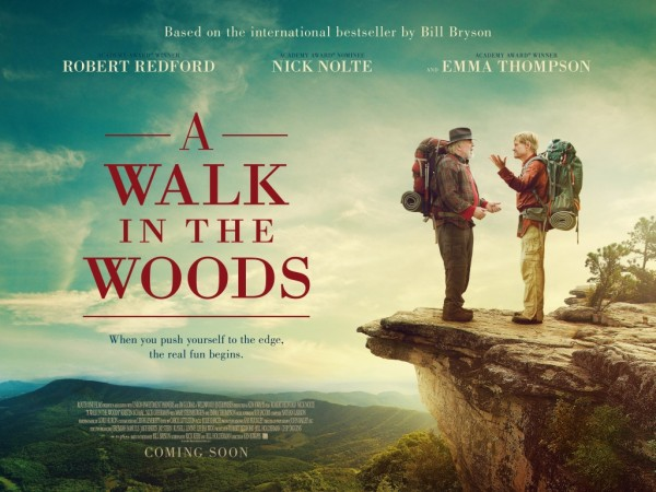Bill Bryson's A Walk in the Woods UK Trailer